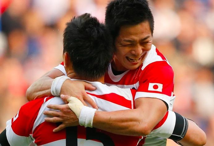 【画像】ラグビー日本代表・小野晃征、エディージャパンは ...