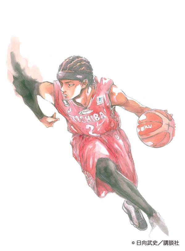 【画像】「バスケ漫画・あひるの空×川崎ブレイブサンダース ...