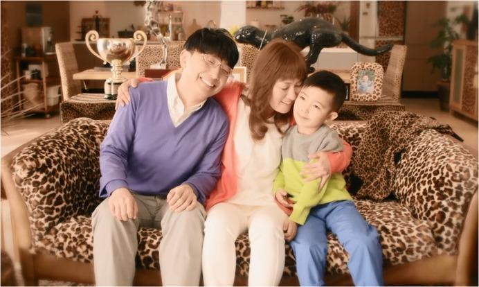 ジャガー横田息子: ジャガー横田さんの息子、大維志くんがいつの間にか少年に