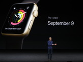 Apple Watch Series 2発表…9月9日から受注開始 画像