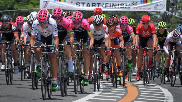 自転車ロードレース「ツアー・オブ・ジャパン 堺ステージ」5/29 ...