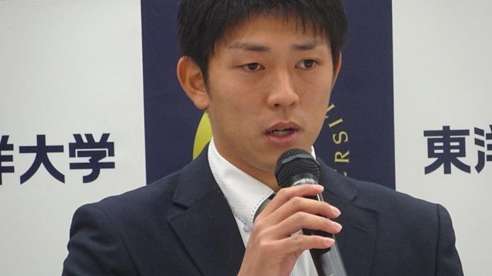 つば九郎、未来の侍ジャパン候補・原樹理に期待!「10は ...