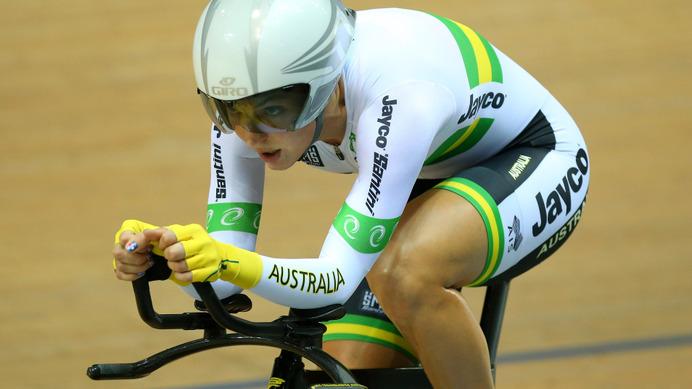 【トラック世界選手権15】女子個人追い抜き、オーストラリアのワイザックが悲願の金メダル