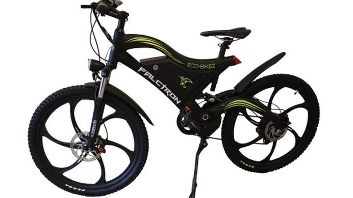 時速40キロ出る電動自転車「Falctron」は本当に自転車なの? | CYCLE やわらかスポーツ情報サイト