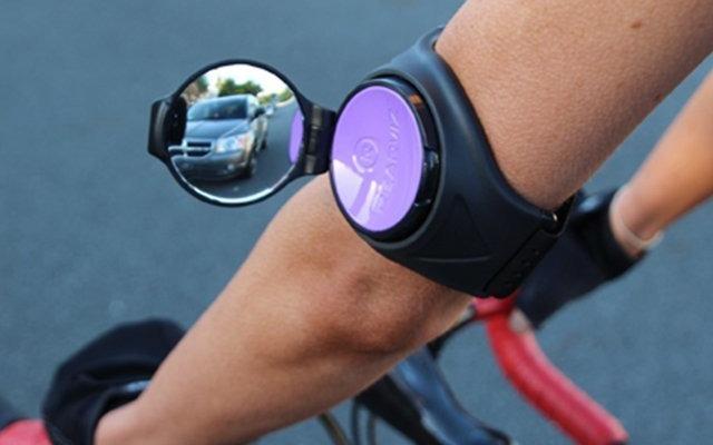自転車の 自転車 ウェアラブル : 安全アイテムをウェアラブル ...