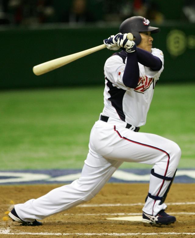 【プロ野球】阪神福留がスカパー!ドラマティック・サヨナラ賞 年間大賞を受賞