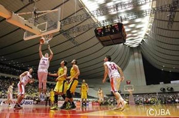 バスケットボール大会「天皇杯・皇后杯」を無料ライブ配信…応援.COM 1枚目の写真・画像