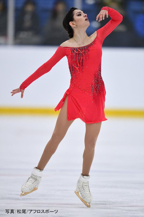 「ロシアフィギュアスケート選手権」をJ SPORTSが全種目放送 2枚目の写真・画像