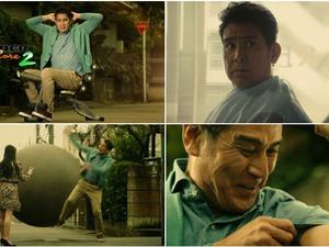 「ワンダーコア2」テレビCMで宇梶剛士が「2ってなんだよ!」 画像