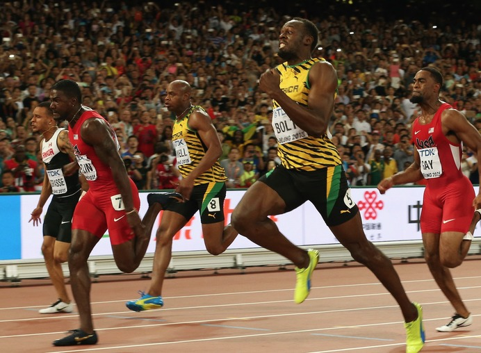 オリンピックで輝いた世界の快速100m選手10人がこちら 8枚目の ...