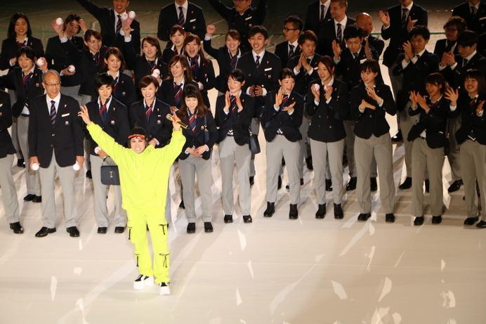 スピードスケート・小平奈緒、壮行会で涙「少し早いですが…」 17枚目の写真・画像