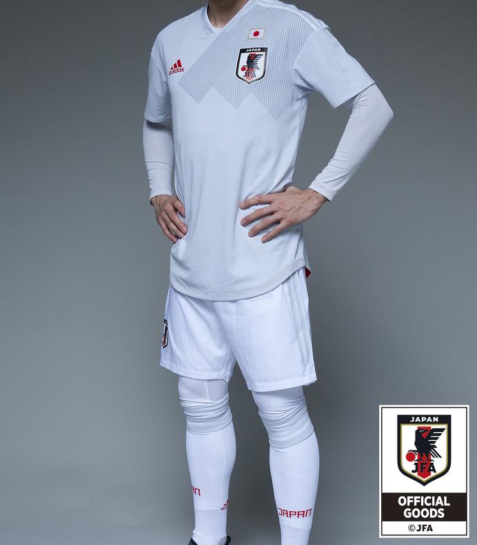 : サッカー日本代表ユニフォーム