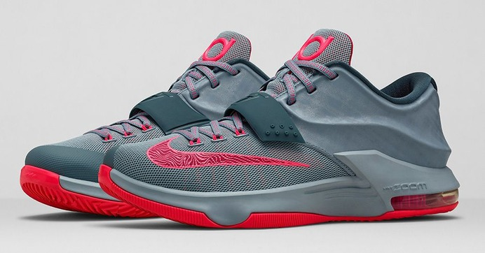 NIKE KD7 'CALM BEFORE THE STORM