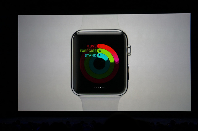 Apple Watch 発表