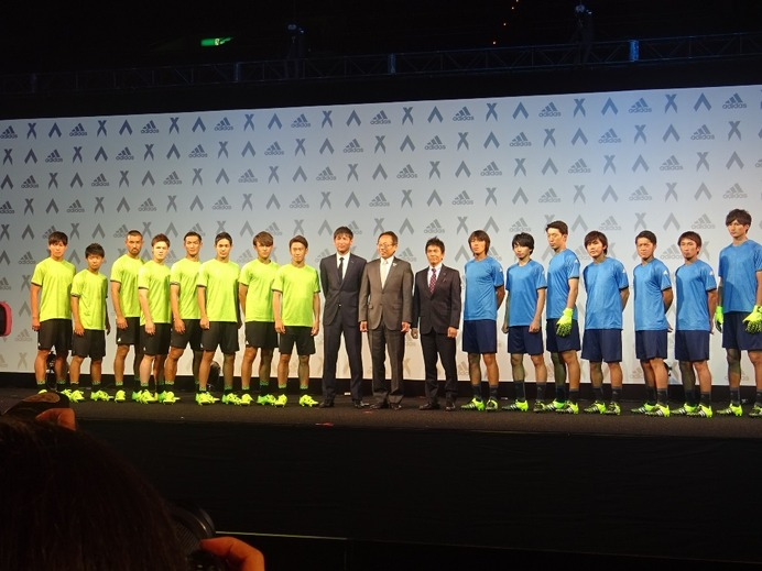 ADIDAS NEW FOOTBALL SUMMIT(2015年6月30日)