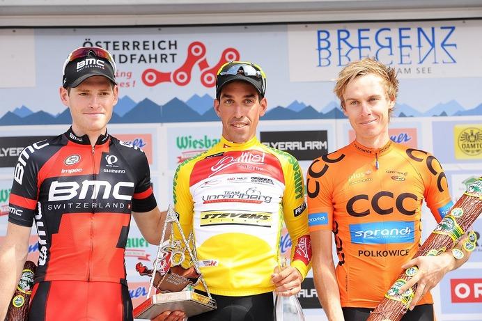 自転車ロード】エリック・ツァベルの息子がプロ初勝利…ツアー・オブ ...