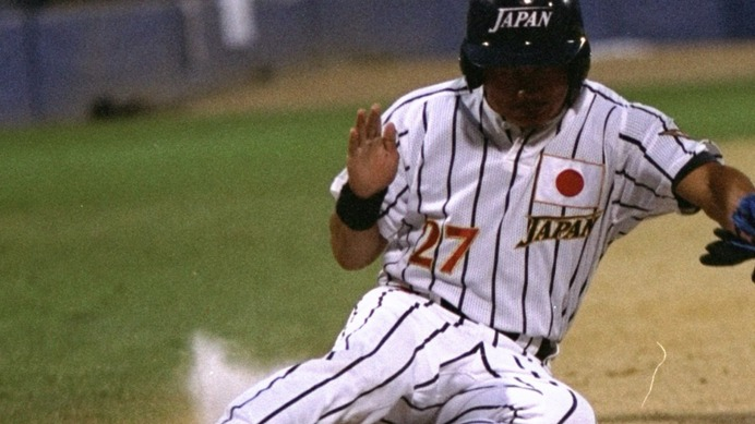 谷佳知(1996年)(c)Getty Images