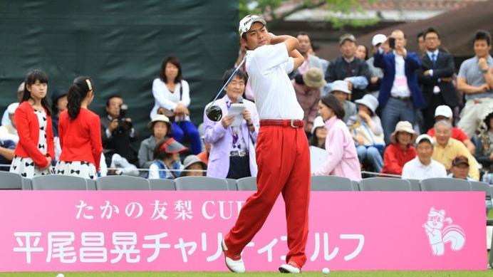 純一 ゴルフ 石田