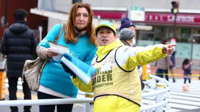東京マラソン2016、ボランティア募集…会場誘導や手荷物の預かりなど