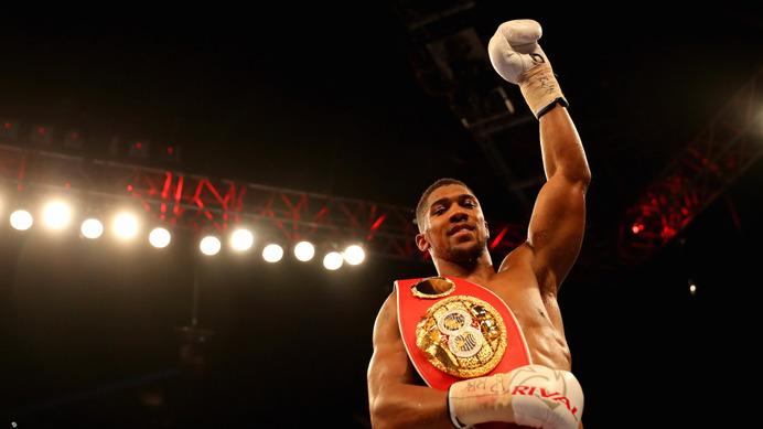 アンソニー・ジョシュアら充実の英国ボクシング界、元ヘビー級王者ルイスも絶賛