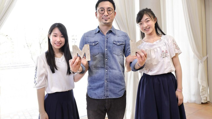 女子高生スケーター三原舞依、坂本花織がフィギュアスケートトーク番組「KENJI