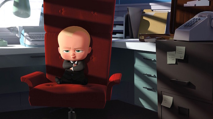 『THE BOSS BABY』 (C)2016 Dreamworks Animation LLC. All Rights Reserved.