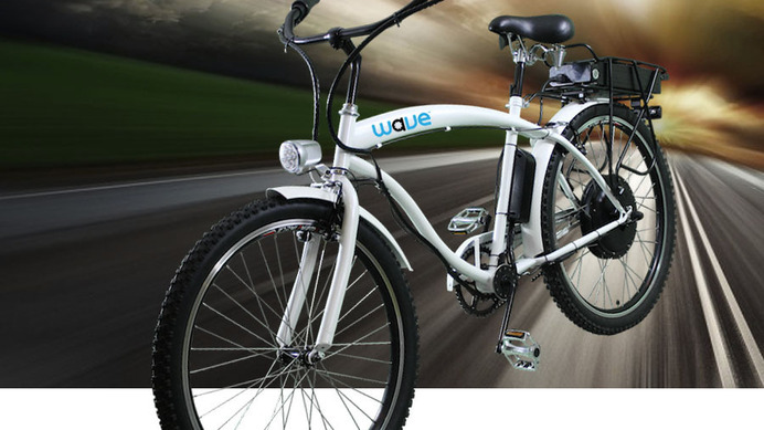 Wave Electric Bike