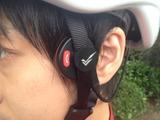 耳をふさがない自転車専用ワイヤレスヘッドセット「ヴォーチェ・ラブル」 画像
