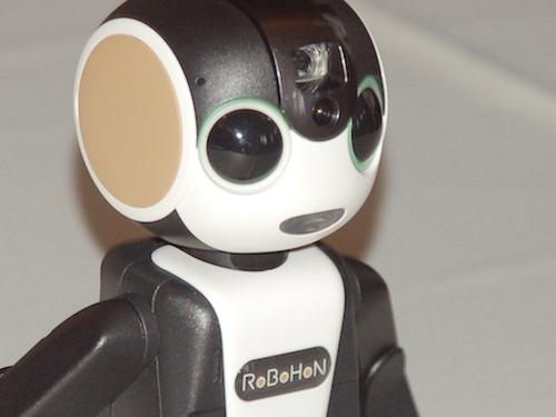 ロボットはいつ身近になる?…突破口はスマートフォン 画像