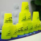 【やってみた】カップを積んで片付ける…集中力が要求されるスポーツスタッキングに挑戦 画像