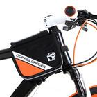 移動収納にアレンジ…トップチューブバッグとリアキャリアバッグ 画像