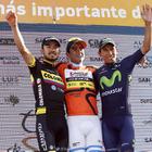 【ツール・ド・サンルイス15】トーレスとキンタナの表彰台獲得をコロンビア大統領がツイッターで祝福 画像