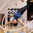 【Next Stars】世界選手権優勝、大きな輪に入って演技する…ラート高橋靖彦選手 画像