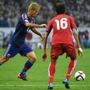 【サッカー日本代表】カンボジアに勝利した日本、ハリルホジッチ監督は不満顔の画像