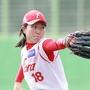 日本女子プロ野球リーグ9月度月間MVP…投手は小西美加、打者は厚ヶ瀬美姫が受賞の画像