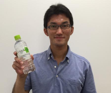 い・ろ・は・す、日本発グローバルブランドの作り方…日本コカ・コーラ 田中学さん