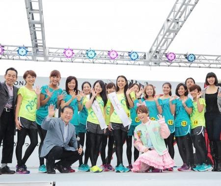 第10回湘南国際マラソンが12月6日開催…はるな愛がファミリーラン参加