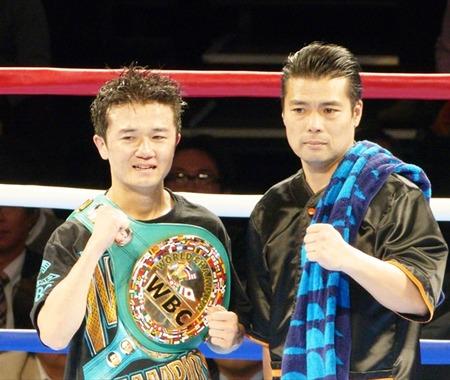 【THE ATHLETE】商社マンボクサー世界を獲る…木村悠が初挑戦でタイトル奪取
