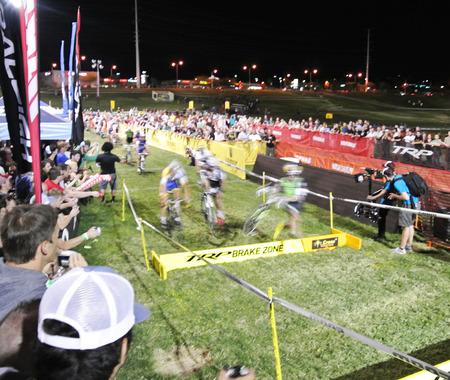 サイクルモードの併催レースとしてオフロード複合イベント開催へ