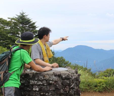 【小さな山旅】パーティ登山で山選び…山梨県・三ツ峠山(1)