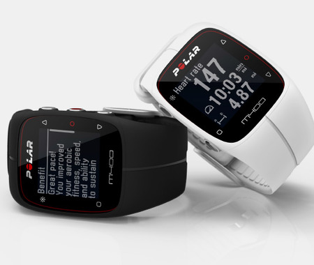 ポラールからのGPS内蔵腕時計コンピュータM400 11月発売