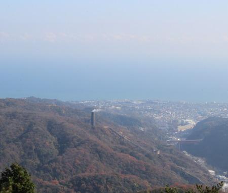 【小さな山旅】日立の大煙突を神峰山から眺める旅に出る…御岩山~神峰山(3)