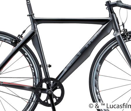 スター・ウォーズ仕様の自転車「HELMZ STAR WARS COLLECTION」限定発売
