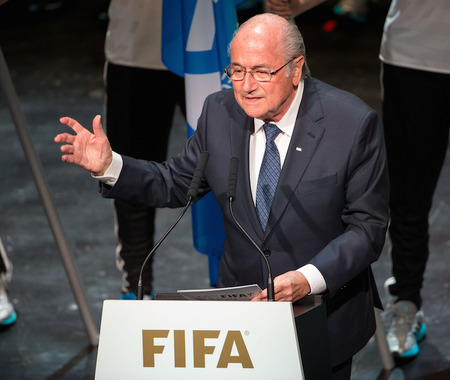 【サッカー】ブラッター氏がFIFA会長に再選、アジアやアフリカの支持が決め手に