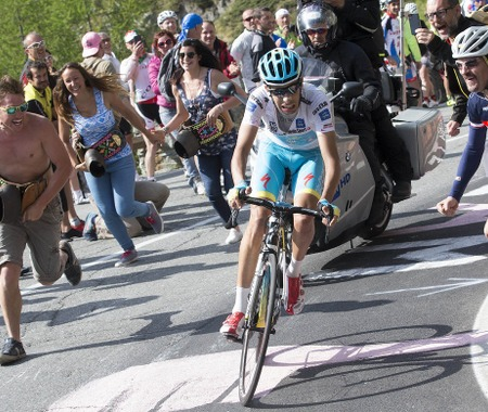 【ジロ・デ・イタリア15】アール、復活の勝利「過去数日のことがあったから、特にハッピー」