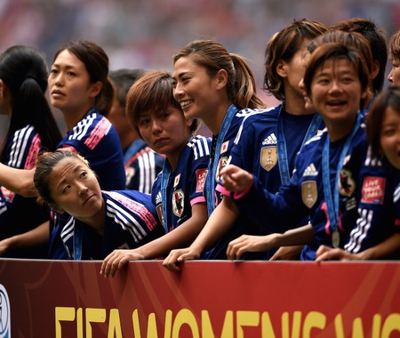 マー君、準優勝のなでしこジャパン労う 「アメリカ強かった!」