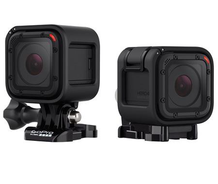 GoProシリーズ最小・最軽量・最高の使いやすさ「HERO4 Session」