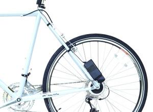 自転車でスマホやタブレットを充電できる便利ガジェット 画像