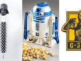 「スター・ウォーズ」グッズ、TDLに新登場… R2-D2のポップコーンバケットも 画像