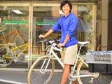 ライトウェイ、自転車で全国ツアーするウクレレアーティスト八桁圭佑さんを支援 画像